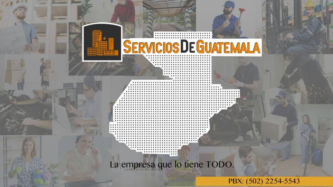 Servicios de Guatemala - Remodelaciones